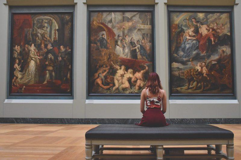 Les musées fortement impactées par la pandémie