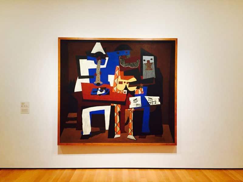 Une oeuvre de Picasso gagné pour 100 euros par une italienne