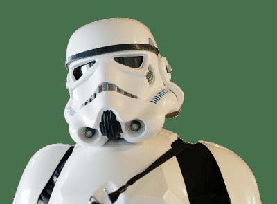 Vente record de 225 000 dollars pour un jouet prototype de Star Wars