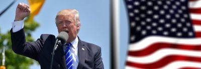 La politique selon Donald Trump