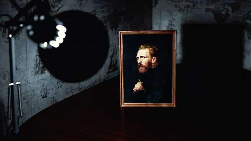 Identification d'une photo de Van Gogh représente au final son frère